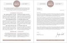 20 best elegant resume templates images on pinterest resume