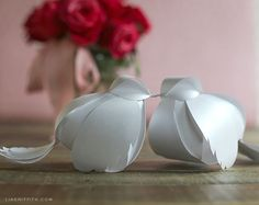 Video: Make a Paper Love Bird