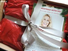 UNBOXING HEALTHBOX LE CHRISTMAS WITH VIV   WIN