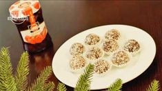 Punčové guľky – recept na punčové (rumové) guličky Deserts, Punk, Cookies, Basket, Crack Crackers, Biscuits, Postres, Cookie Recipes, Dessert