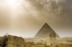 Egypt - there's so much, the pyramids of Giza, the Nile river and Sharm el Sheikh diving to name a few!