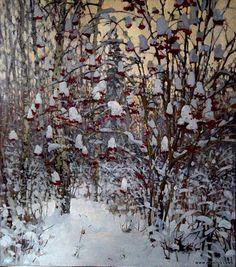 Yaroslav Zyablov. Ashberries