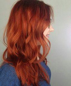 #GingerHairInspiration