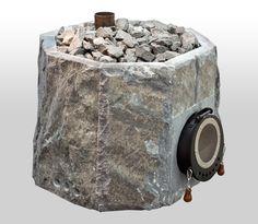 простая каменная печь для бани - Поиск в Google