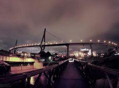 Bildergalerie: Hamburg bei Nacht