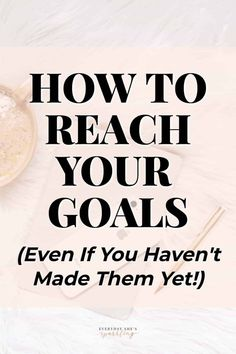 If your 2020 goals are still tucked away in the back of your closet along with the coat you haven't worn since January (yes, the one with a handful of Achieving Goals, Achieve Your Goals, Make Money Online, How To Make Money, Goal Tracking, Motivational Phrases, Back On Track, To Reach, Setting Goals