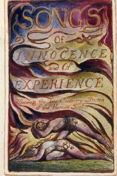 Songs of Innocence and of Experience by William Blake https://www.amazon.co.uk/dp/1491281413/ref=cm_sw_r_pi_dp_x_vxwWybFP899V1