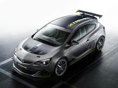 Opel Astra OPC Extreme Unveiled as a 300-HP Road Racer