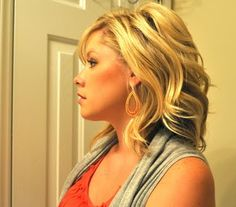 How to Curl Your Hair Video: http://itsthesmallthingsblog.blogspot.com/2011/07/how-to-curl-your-hair-with-curling-iron.html