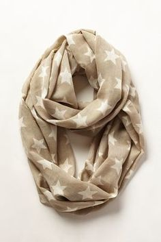 Morning Stars Infinity Scarf