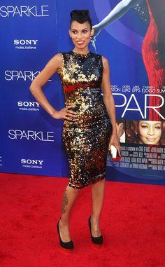 'Sparkle' Premiere Red Carpet | Tom & Lorenzo