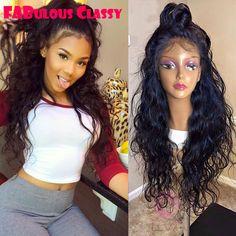 Blanchis Noeuds Remy Full Lace Perruque de Cheveux Humains Lacefront Perruque Avec bébé Cheveux Vierge Péruvienne Naturel Cheveux Humains Perruque Pour Les Femmes Noires