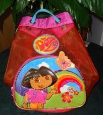 dora  handbag for children very cute bag free ship for 14.99 nw