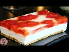 PTASIE MLECZKO Z TRUSKAWKAMI | rita creative - YouTube Margarita, Cheesecake, Food, Youtube, Cheesecakes, Essen, Margaritas, Meals, Yemek