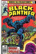 Black Panther #7 Bronze Age Marvel Comics Jack Kirby VF/NM