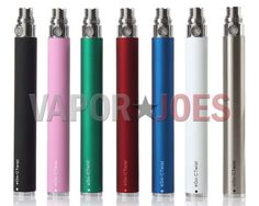 Vapor Joes - Daily Vaping Deals: NOW THEY SELL EVERYTHING: EGO-C Twist 1100mAh - $12.69  - #ecig #vaping