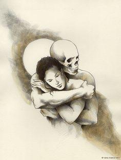 Death and the Maiden byDeimos Remus
