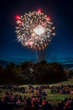 Illinois Vets Home Fireworks 2014, Quincy, Illinois.  Photo by Tiger Imagery.