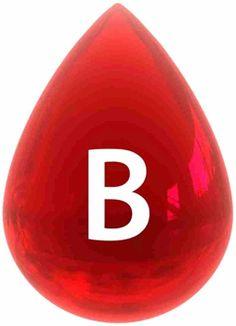 dieta do tipo sanguineo b positivo