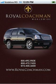 Reinforcing the connection between advanced technology and superior customer service, Royal Coachman Worldwide recently announced the availability of their new smartphone app for both android and iphones.