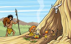 Health, Fitness, Paleo diet and healthy lifestyle articles, guides, ebooks and comics. Live like a caveman! Kid Character, Character Design, Paleo Cookbook, History Online, Lifestyle Articles, Stone Age, Social Science, Paleo Recipes, Disney Characters