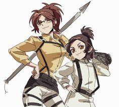 Attack On Titan Comic, Attack On Titan Season, Attack On Titan Fanart, Otaku Anime, Anime Manga, Anime Art, Levi X Eren, Anime Demon, Character Art