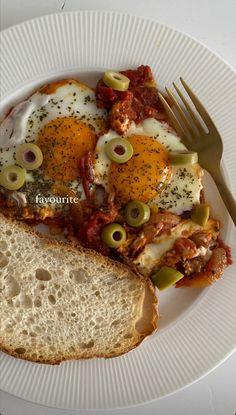 Healthy Breakfast Recipes, Healthy Eating, Healthy Recipes, Healthy Food, Diet Recipes, Plats Healthy, Good Food, Yummy Food, Think Food