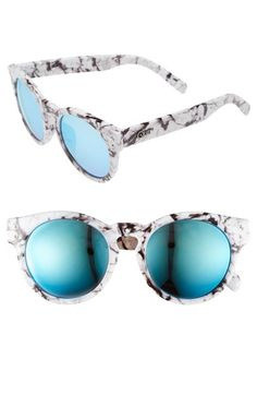 Quay Australia 'High Emotion' 50mm Sunglasses