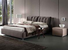 Rossetto Bluemoon Italian Platform Bed - $2,075.00