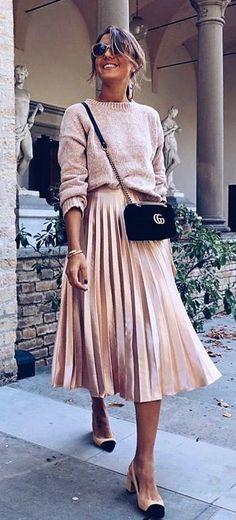 1a7aa78c De 47 bedste billeder fra Allure i 2019   Dress attire, Fall fashion ...