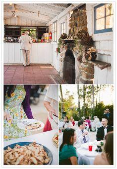 Leo Carillo Ranch wedding    #LillyPulitzer #SouthernWeddings