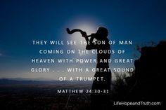 Jesus Christ Will Return to Earth
