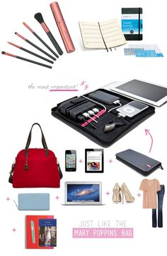 five essentials : travel necessities - chevrons & éclairs // Powered by chloédigital