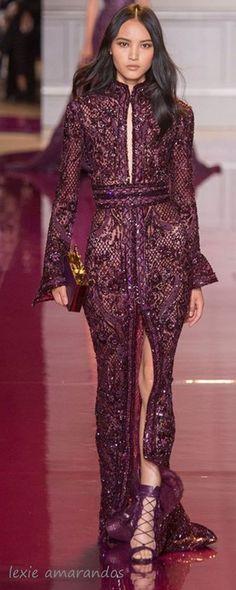 Zuhair Murad Haute Couture | Dress Envy. Style. Textures. Lace. Patterns. Silk. Color. Beauty. Haute Couture. Ready-To-Wear. Mermaid. Shift. Sheath. Cocktail. Empire. Gowns. Maxi. Mini. Blouson. Sun. Tulle. Cotton. Asymmetrical. Wool. Tea Length. Runway. Classic. Vintage. Retro. Custom. Tailored. Bridal. Day. Princess. A-Line. Original. Art. Chic.