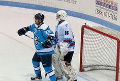 evansville icemen ~ josh beaulieu ~ hockey