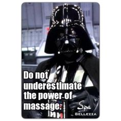 Do not underestimate the power of massage. ~SpaBellezza
