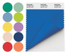 Pantone - Fashion Color Report Collection - Women's Spring 2013