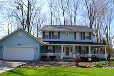 4 Bedroom 2.5 Bath Colonial with a full basement in Elyria!