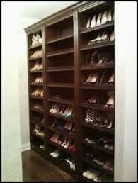 custom shoe wall bedroom - Google Search
