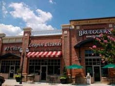 """Find Bruegger's price list in the USA which offers """"Bagels, Sandwiches, Coffee, etc. Fast Food Restaurant, Pergola, Outdoor Structures, Shop, Pergolas"""