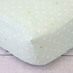 Gold and Mint Aztec Baby Bedding   Jack and Jill Boutique