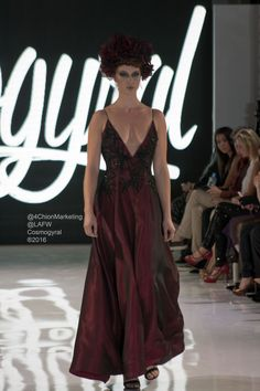 COSMOGYRAL #LAFW #gowns   #dresses #modeling #catwalk #fashion #runway #style #beauty