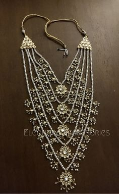 Raani haar Fashion Accessories, Chain, Womens Fashion, Jewelry, Ideas, Jewellery Making, Jewels, Women's Fashion, Jewlery