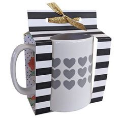 This design is based on a pretty standard sized mug. I recommend test cutting this on scrap paper and making sure it fits your mug. Design Crafts, Design Projects, Cute Family Quotes, Tooth Fairy Certificate, Cute Christmas Wallpaper, Doodle Frames, Build Your Own House, 3d Paper Crafts, Silhouette Design