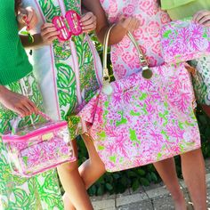 I got two free key chains yesterday at Phipps Plaza Lilly Pulitzer!! Lilly Pulitzer Free Presents with Purchase- March 21 ONLY