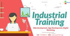 Want to learn most common, most useful and also most useful technologies in the IT sector? So, be a part of our training and internship program and learn from our experienced faculties and work on the live projects as well. We are glad to tell you that in previous years our company has placed all the interns to the IT companies that we have collaborated with and we are assuring you that we will place you as well to your desired company. Call : 7375888222