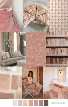 Our FV contributor and friend, Pattern Curator curates an insightful forecast of mood boards & color stories. They are collectors of images. Colour Schemes, Color Trends, Color Patterns, Design Trends, Pattern Curator, Colour Board, Color Stories, Color Pallets, Color Inspiration