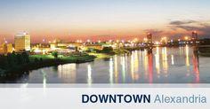 Downtown Alexandria - City of Alexandria Louisiana