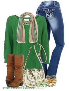 Everyday Fall Outfit Ideas