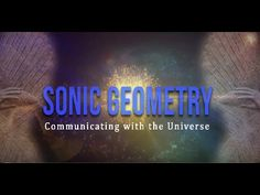 Sonic Geometry : The Language of Frequency & Form The Movie A Newman Media Production An Aquarian Message Film Written By Eric Rankin, Directed & Produced by Alanna Luna Throughout history, numerous clues and hints regarding geometry and frequency have Field Camera, Wellness Activities, Promotional Events, Space Telescope, Quantum Physics, Packing Light, Sacred Geometry, Mathematics, Universe